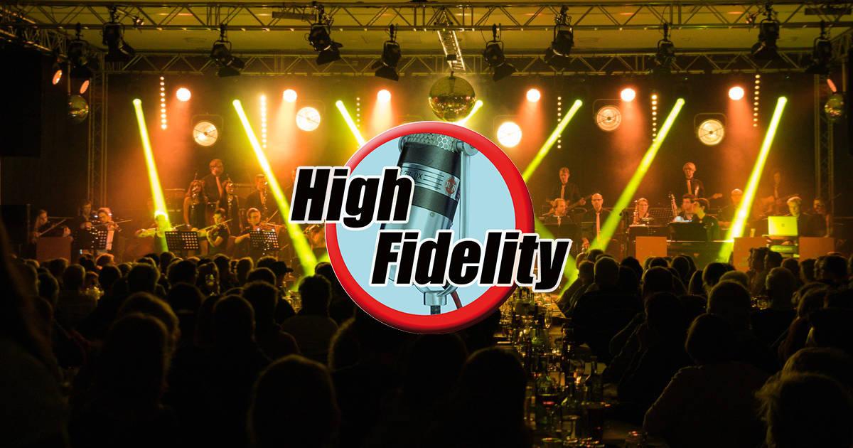 Repertoire - High Fidelity